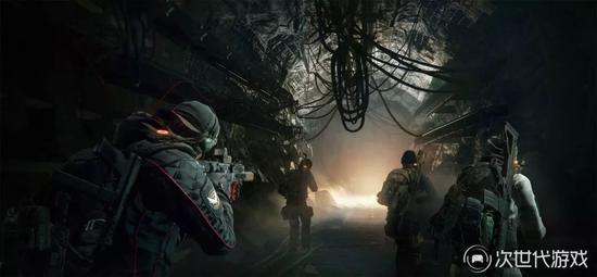 美国开发模拟地下作战游戏:《全境封锁》之地下世界
