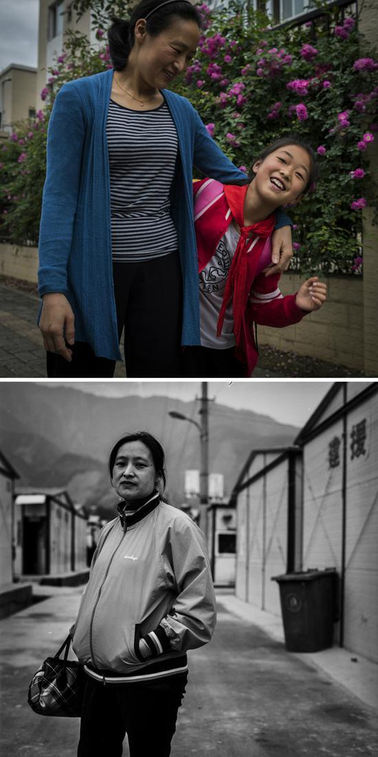 王卫莉,再生育年龄37岁,女儿遇难,再生育女儿8岁