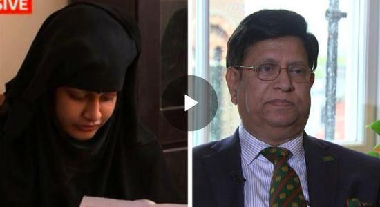 孟加拉国外长就圣战新娘首表态:回来就处以绞刑