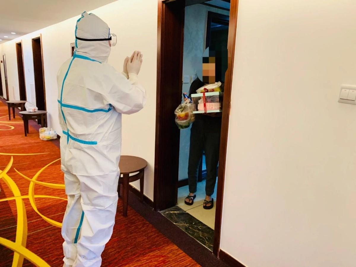 坚守集中隔离酒店300多天,让我们记住北京顺义这十位抗疫英雄图片
