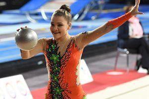 新西兰国家体操队女将Paton。(图片来源:新西兰天维网)