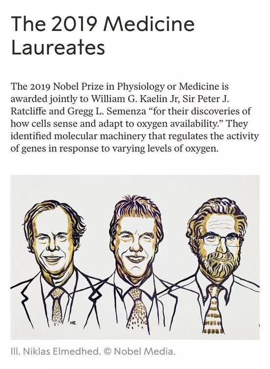 圖片來源:諾貝爾獎官方網站