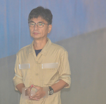 前青瓦台政务秘书辛东哲