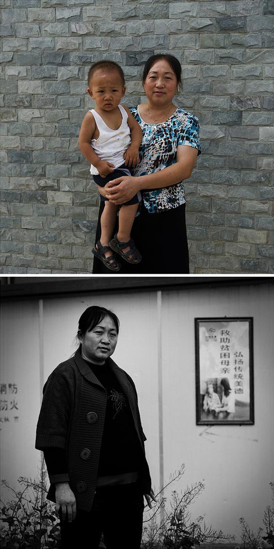 高美,再生育年龄39岁,16岁女儿遇难,再生育儿子2岁