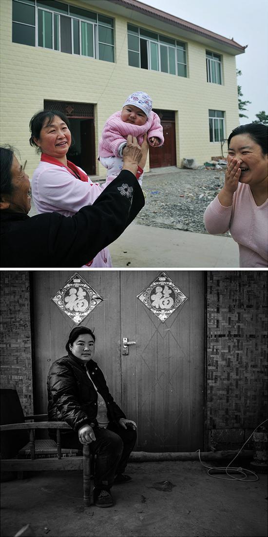 袁邦秀,再生育年龄33岁,再生育一个女儿