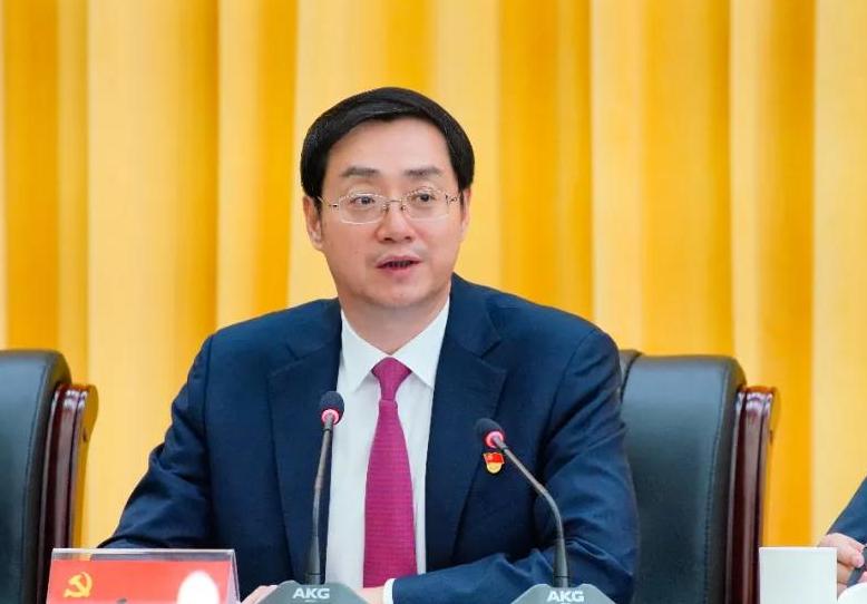 王晓调任陕西,成省委班子中最年轻常委图片