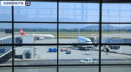 南京禄口国际机场4月1日起新增8条复班城际班线图片