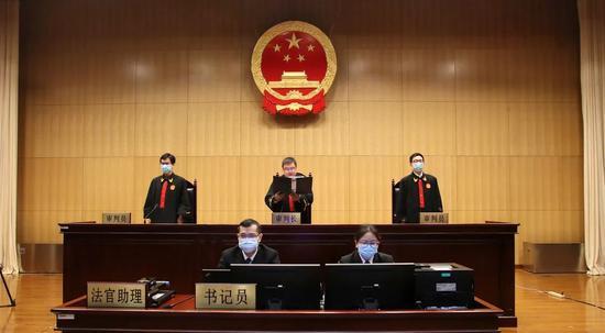 北京对石凤刚等21人黑社会性质组织犯罪案一审宣判图片