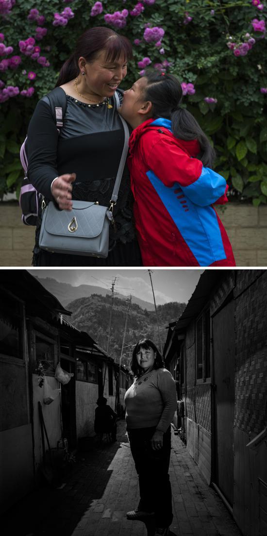 陈继翠,再生育年龄40岁,17岁儿子遇难,再生育女儿8岁