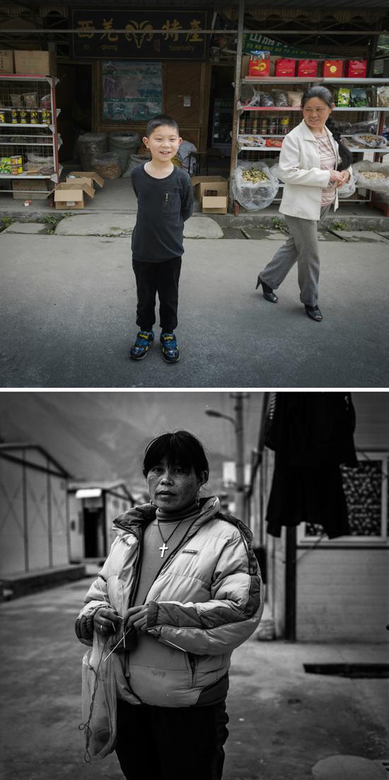 杨秀华,再生育年龄36岁,7岁女儿遇难,再生育儿子9岁