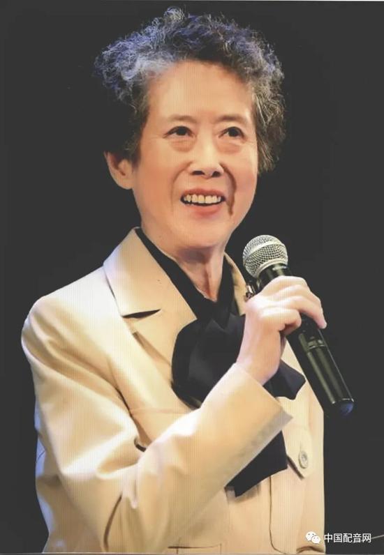 天富官网:著名配音表演艺术家天富官网刘广宁今晨逝图片