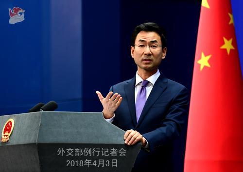 问:据了解,今天,朝鲜外相李勇浩抵达北京。中方是否会与其接触?