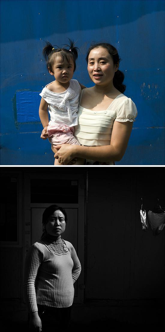乔珍珍,再生育年龄30岁,7岁女儿遇难,再生育女儿2岁