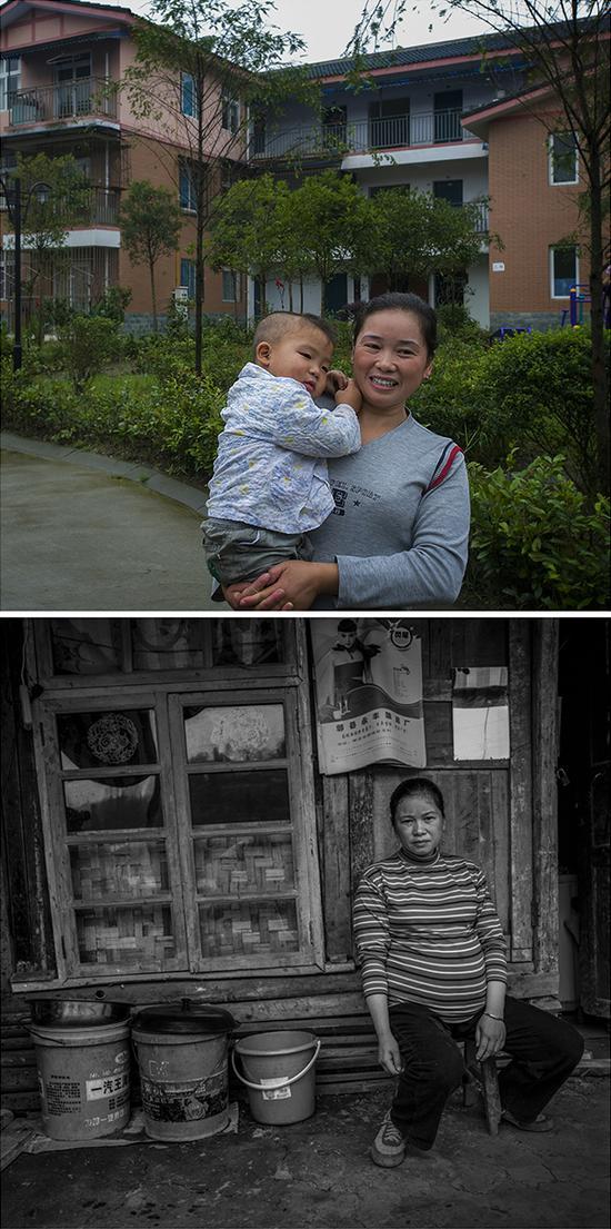 荣秀华,再生育年龄37岁,11岁儿子遇难,再生育儿子2岁