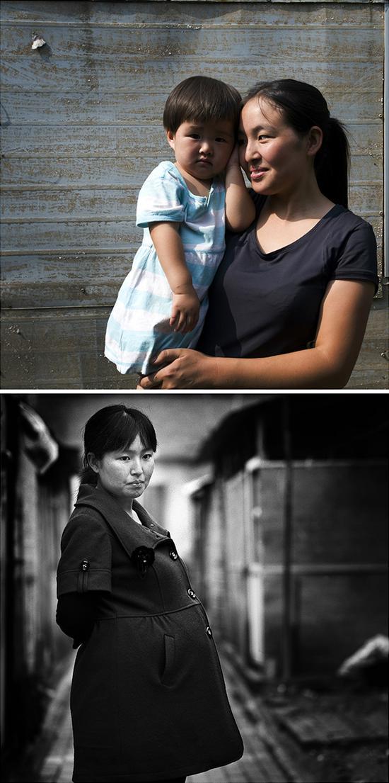 刘文竹,再生育年龄31岁,8岁女儿遇难,再生育女儿2岁