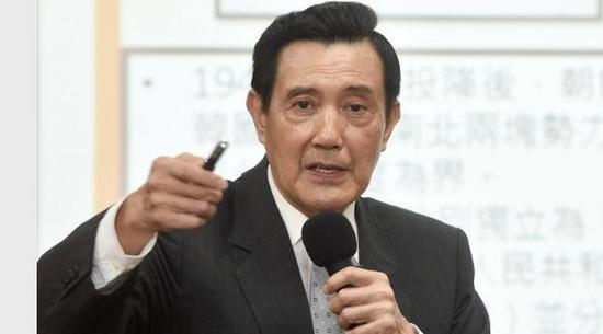 """马英九骂台湾当局:""""台独""""走不通 历史会证明谁错"""