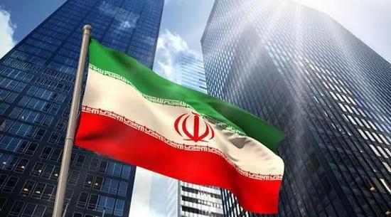▲伊朗和朝鲜目前都在美国的制裁名单上