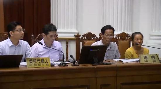 陈岚长文回应庭审焦点问题 原告律师:发文是心虚