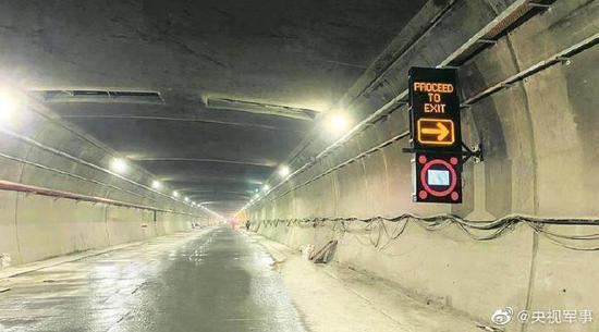 印媒:印度即将开通重要隧道通往边境
