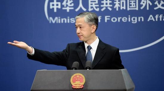 外交部:少数国家指责中国涉港决定,一没资格、二没道理、三没市场图片