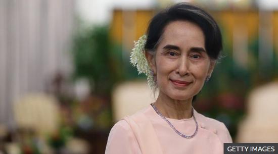 外媒:昂山素季领导的执政党赢得缅甸大选
