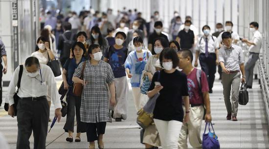 日本政府将于18日判断是否解除首都圈紧急状态