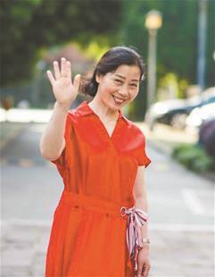 耿喜玲:守护学生心灵成长