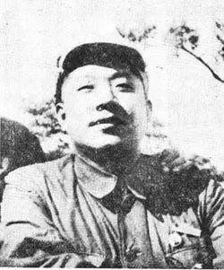 When Chang Baozhen was on the front line of the DPRK.