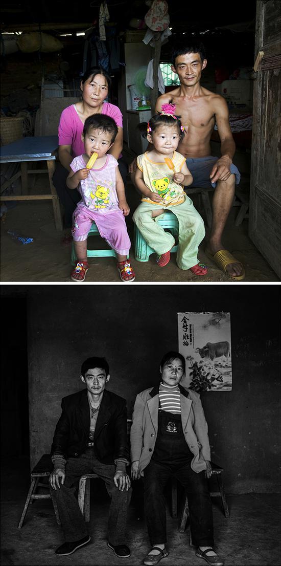 张素华,再生育年龄39岁,13岁儿子遇难,再生育龙凤胎儿女2岁