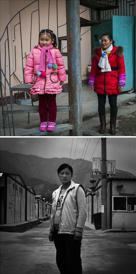 赖世美,再生育年龄29岁,5岁儿子遇难,再生育女儿6岁