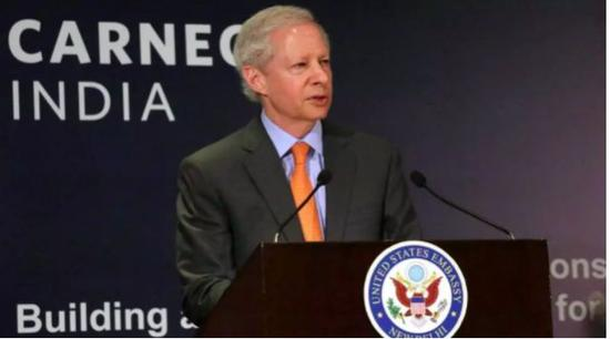美国驻印度大使肯尼斯・贾斯特