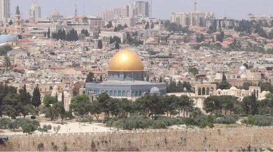 ▲耶路撒冷 图片来源:摄图网
