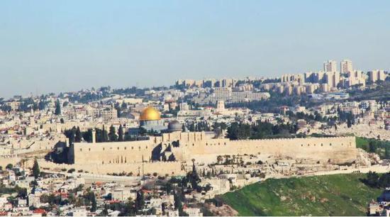 ▲耶路撒冷(图片来源:摄图网)