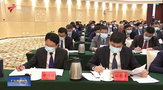 广东最年轻副省长正式上任图片