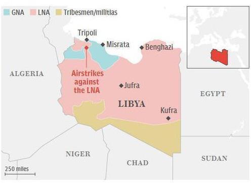 2014利比亚最新局势_利比亚局势(粉色为\