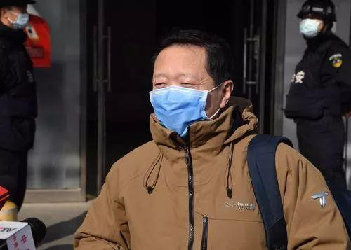 卫健委专家组成员王广发出院 回答了我们8个问题图片