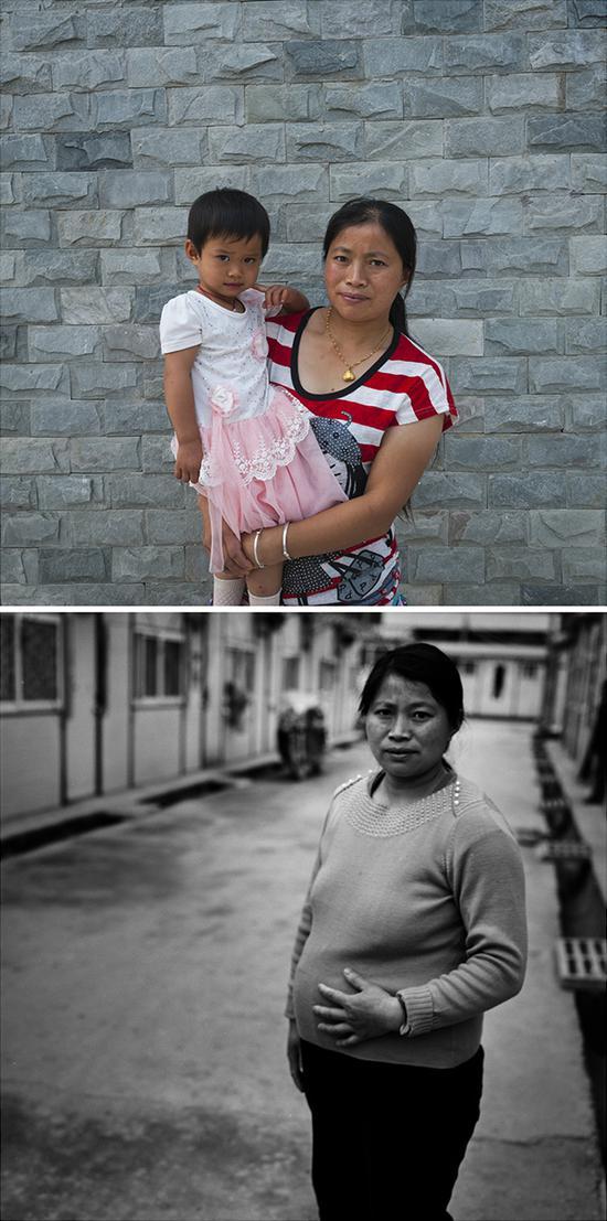 曾木会,再生育年龄39岁,18岁女儿、15岁儿子遇难,再生育女儿2岁