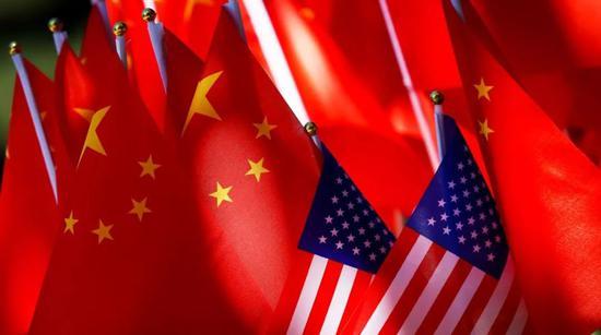 """▲""""美国现在也可以从中国身上学到很多。""""(美联社)"""