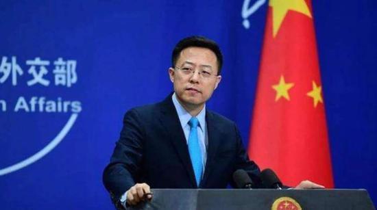 蓬佩奥污蔑中国留学生和科研人员 外交部回应图片