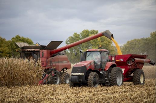 美媒:对华出口改变了美国农民命运图片