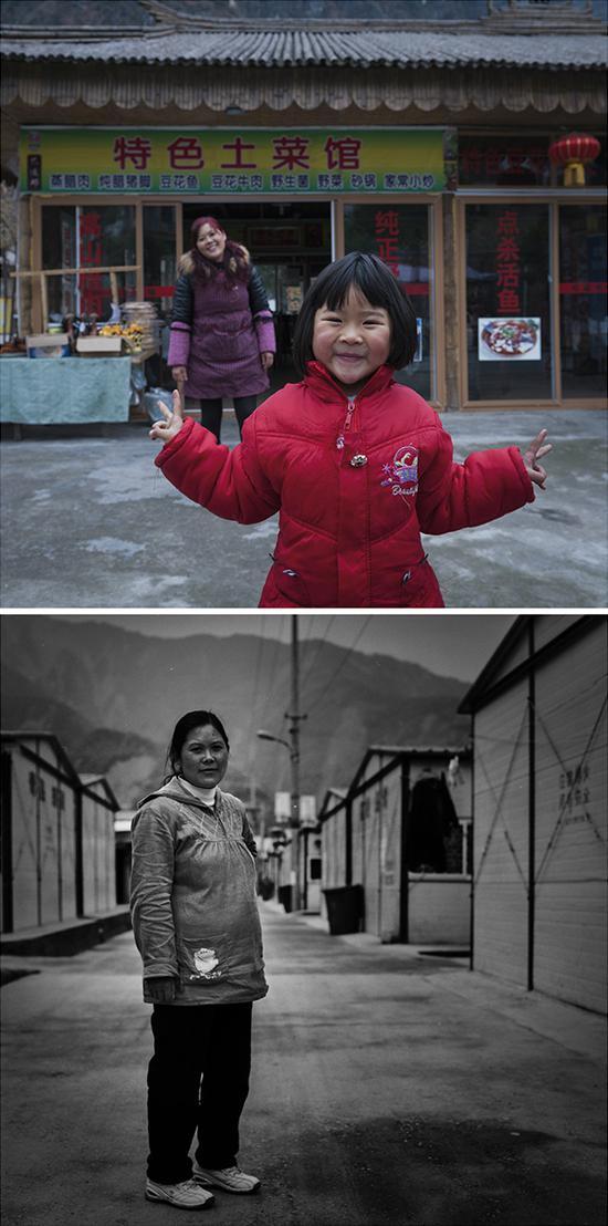 母广英,再生育年龄35岁,女儿遇难,再生育女儿6岁