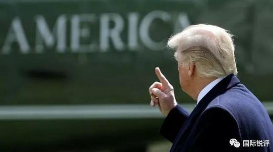 第三,安抚美国市场,为国内政治服务。
