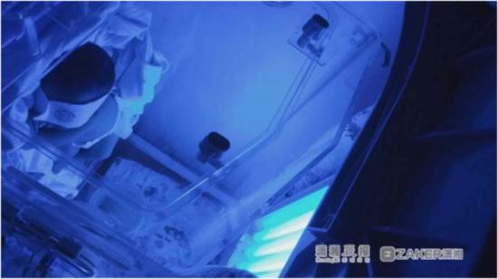 医院内儿童本文图片均为 潇湘晨报 图