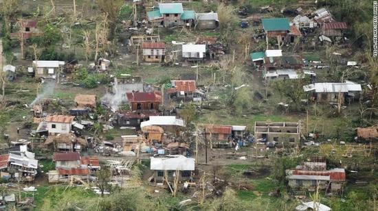 ▲房屋幾乎被徹底摧毀 圖據BBC