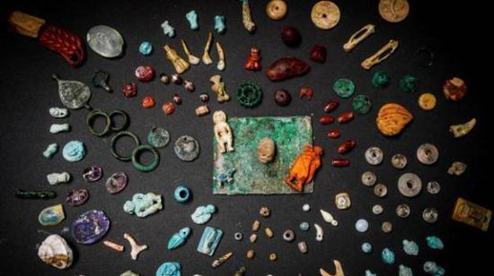 庞贝古城出土巫师的珍藏品 台媒:推测为仪式道具|庞贝