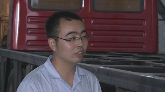 陕西重型汽车无限公司 汽车工程研讨院工程师 樵兴