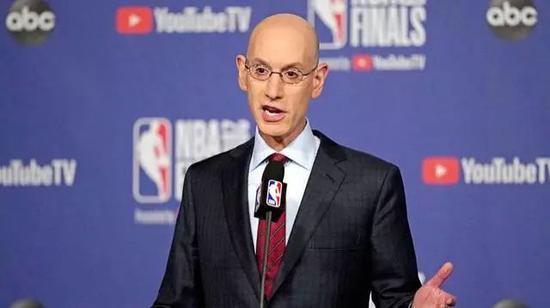 NBA总裁肖华就莫雷事件接受采访