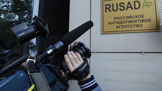 """普京不满WADA""""对俄禁赛四年"""":惩罚不应针对集体"""