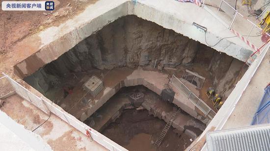 广州地铁塌陷后续:3名失联人员全部找到 均已遇难图片