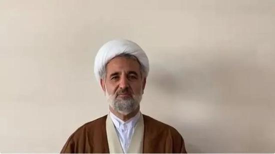 据《以色列时报》27日消息,伊朗伊斯兰议会国家安全与外交政策委员会主席祖努尔(Mujtaba ZulNour)确诊感染新冠肺炎(图源:《以色列时报 》)